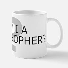 Am I A Philosopher? Mug