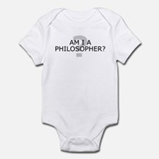 Am I A Philosopher? Infant Bodysuit