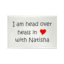 Natisha Rectangle Magnet