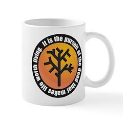 Worth Living Mug