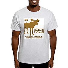 Cooking Moose T-Shirt