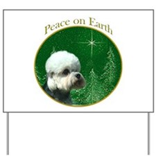 Dandie Peace Yard Sign