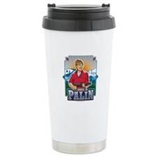 Sarah Palin, Pride of Alaska, Travel Mug