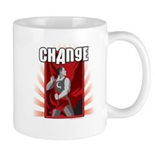 Comrade Change, anti Obama Mug