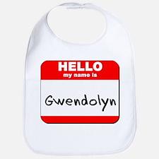 Hello my name is Gwendolyn Bib