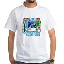 Scrapbook Sphynx Christmas Shirt