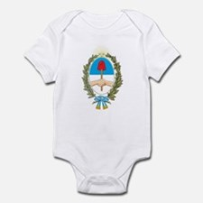Buenos Aires Coat of Arms Infant Bodysuit