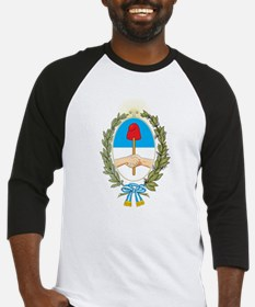 Buenos Aires Coat of Arms Baseball Jersey