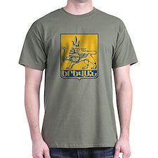 Yerevan Coat Of Arms T-Shirt