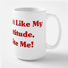 Bite Me Mug