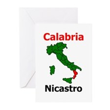 Nicastro Greeting Cards (Pk of 20)