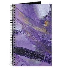 Purple Madness Art Journal