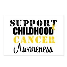 Support Child Cancer Postcards (Package of 8)