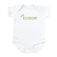 Locavore Baby Onesie