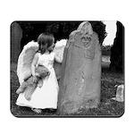 Child Angel Mousepad
