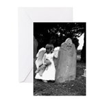 Child Angel Greeting Cards (Pk of 10)