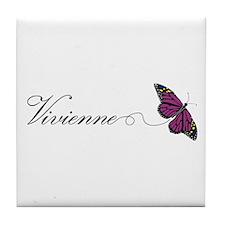 Vivienne Tile Coaster