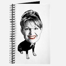 Sarah Palin Pitbull Lipstick Journal