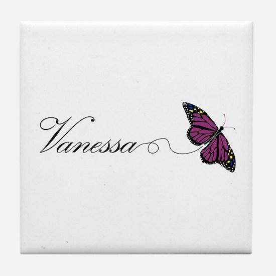 Vanessa Tile Coaster