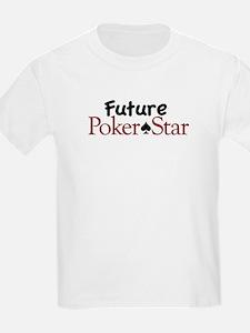 Future Poker Star T-Shirt