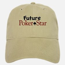 Future Poker Star Baseball Baseball Cap