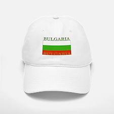 Bulgaria Bulgarian Baseball Baseball Cap
