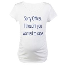 Sorry Officer Shirt