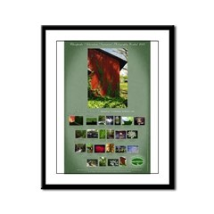 G.Michael Brown Framed Panel Print