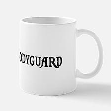 Ghost Bodyguard Mug