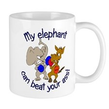 Fighting Mascots Mug