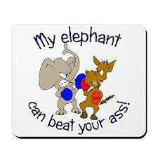 Fighting Mascots Mousepad