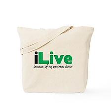 iLive Pancreas Tote Bag