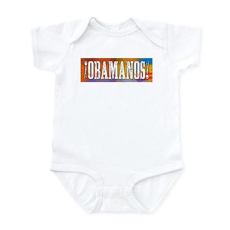 ¡Obamanos! Infant Bodysuit