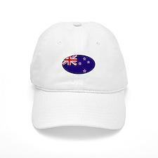 New Zealand Flag Baseball Cap