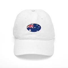 Australian Flag Baseball Cap
