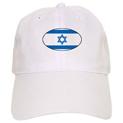 Israel Flag Baseball Cap