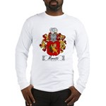 Moretti Family Crest Long Sleeve T-Shirt