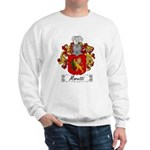 Moretti Family Crest Sweatshirt