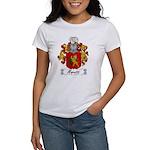 Moretti Family Crest Women's T-Shirt