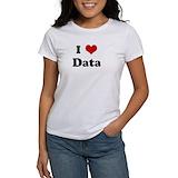 I love data Clothing