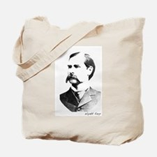Wyatt Earp Tote Bag