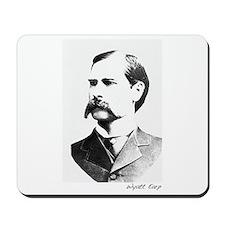 Wyatt Earp Mousepad