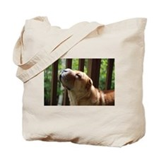 Unique Chinese shar pei Tote Bag