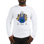 Morini Family Crest Long Sleeve T-Shirt