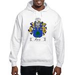Morini Family Crest Hooded Sweatshirt