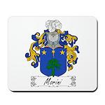Morini Family Crest Mousepad
