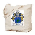 Morini Family Crest Tote Bag