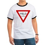 Yield to Temptation Ringer T