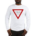Yield to Temptation Long Sleeve T-Shirt