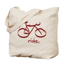 Mtn Ride: Tote Bag